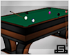 ✘ Pool Table
