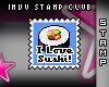 [V4NY] Stamp I LoveSushi