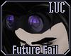 [luc] FF Goggle Purple M