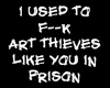 theft hate
