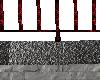 RW# wall with railing