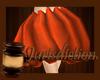 ⌡ Pumpkin Skirt