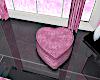 ! Pink Velvet Puff DRV