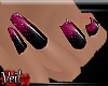 V| Raspberry Dipped