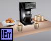 !Em Coffee Pot Counter