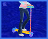 [E] Glitter Play Scooter