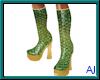 (A) Snake Boots