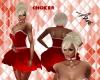 -AD- XMAS choker