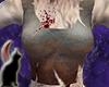 Female Zombie top