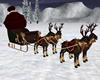 S-*Reindeer sleigh anim*