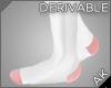 ~AK~ High Rise Socks