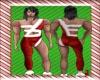 Santa's Bodysuit