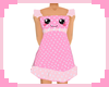 [S] Dotty Kawaii Dress