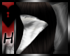 [H] Gray Fox Ears Plush