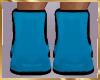 A15 Hot  Blue Boots