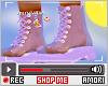 Ѧ; Nikk Boots