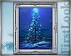 FLD Blue Christmas Tree