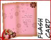 [m] Pink Love Card