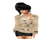 trench coat ~ tan