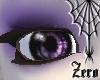 Trip eyes in purple