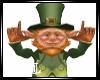 !C! St.Pattys Leprechaun