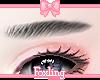 🎀Onyx eyebrows