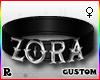 ☢! Zora Collar Silver