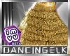 [ELK] 2021 Destiny Gold Shimmer Skirt