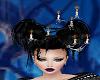 Halloween Hair Black