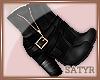 Cowboy Boots |Black|