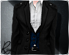 Vintage Suit Blue Vest