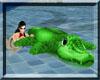 (GD) Crocodile Float