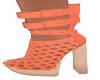 Apricot Buckle Shoes
