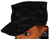 Patrol Cap Black Camo