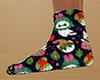 Christmas Cat Socks (F)