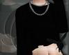 ABSOLUTE BLACK SHIRT .