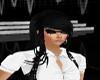 Black Luva Hairstyle