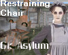 Asylum Restraining Chair