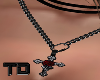 Aram Cross Necklace