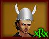 Viking Helmet Silver
