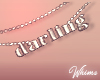 Fall Darling Necklace