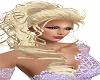 Blond Hair w hairpiece