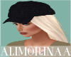 *A* Harlow Blonde + Hat