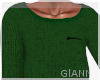 Fall Sweater Evergreen