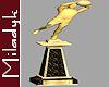 MLK Basketball Trophy