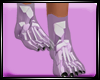 Dp Ghost Feet