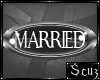 *Scuz* Married Tag
