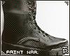 ░ Paint War Boots.