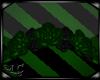 Green Rose Headdress