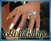 *K* White Nails